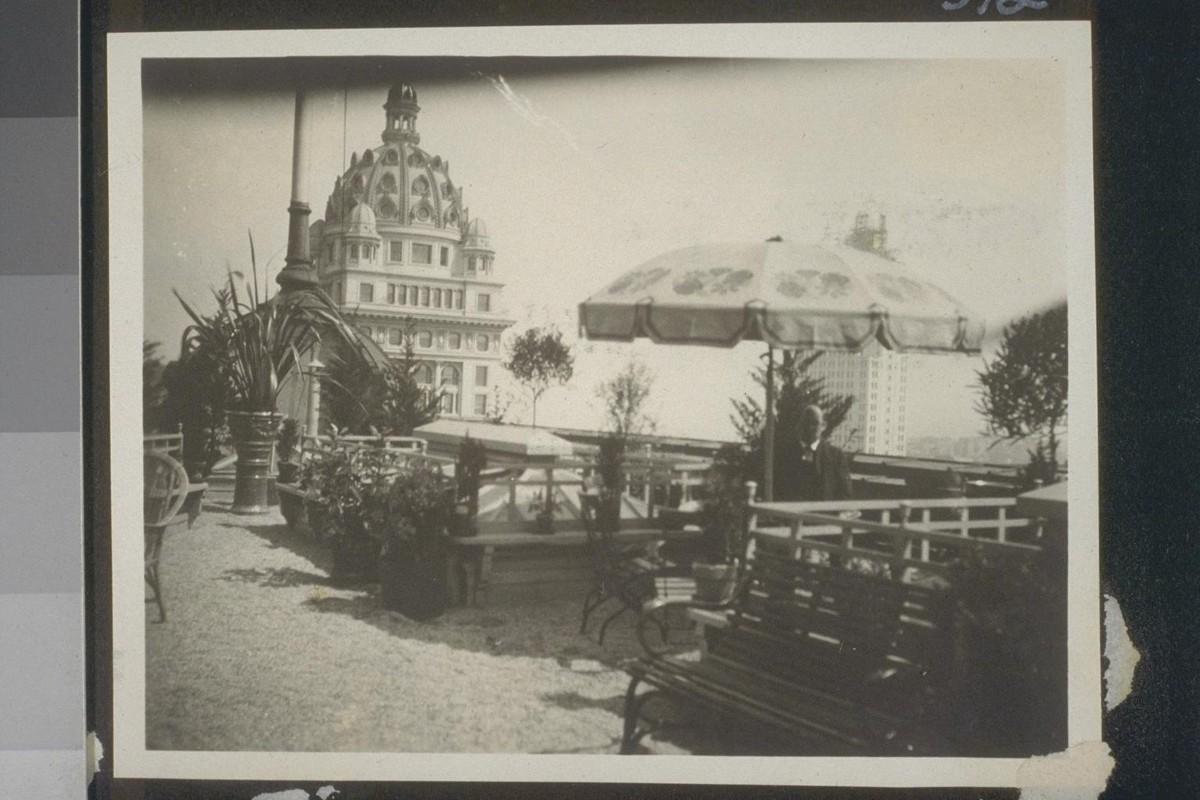 Phelan Roof Top Garden - 1920s