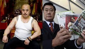 "Raymond ""Shrimp boy"" Chow & Leland Yee"