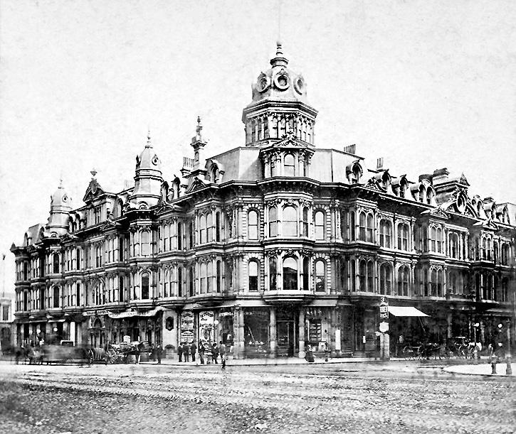 The Grand Hotel 1875
