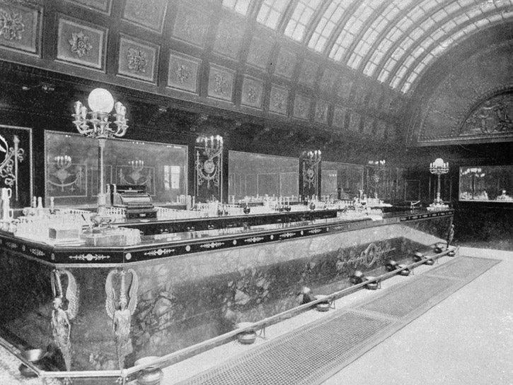 Palace Hotel Bar 1904