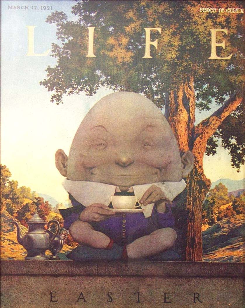 """Humpty Dumpty"" 1921"