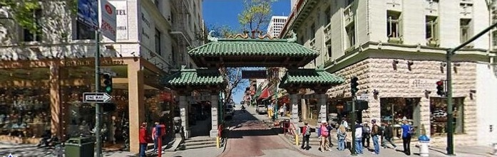 Harlan Place & The Dragon Gate