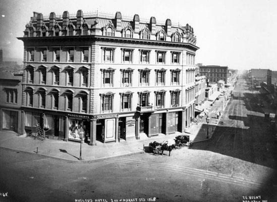 Nucleus Hotel 1890