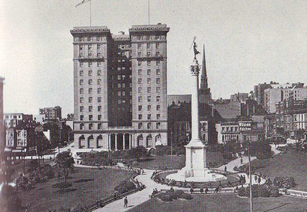 St. Francis Hotel 1904