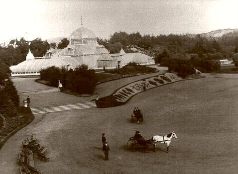 1895 Conservatory of Flowers