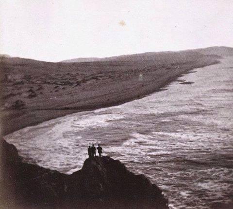 Ocean Beach before the Cliff House