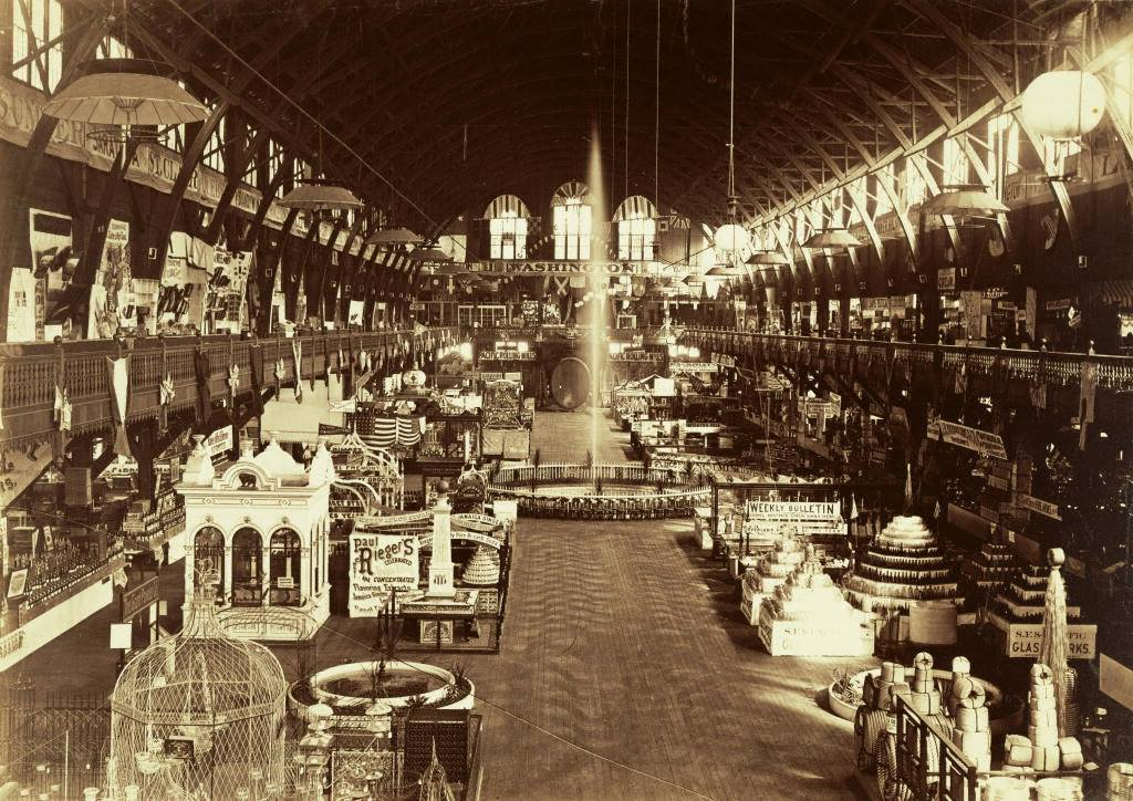Mechanic's Pavilion 1915 PPIE