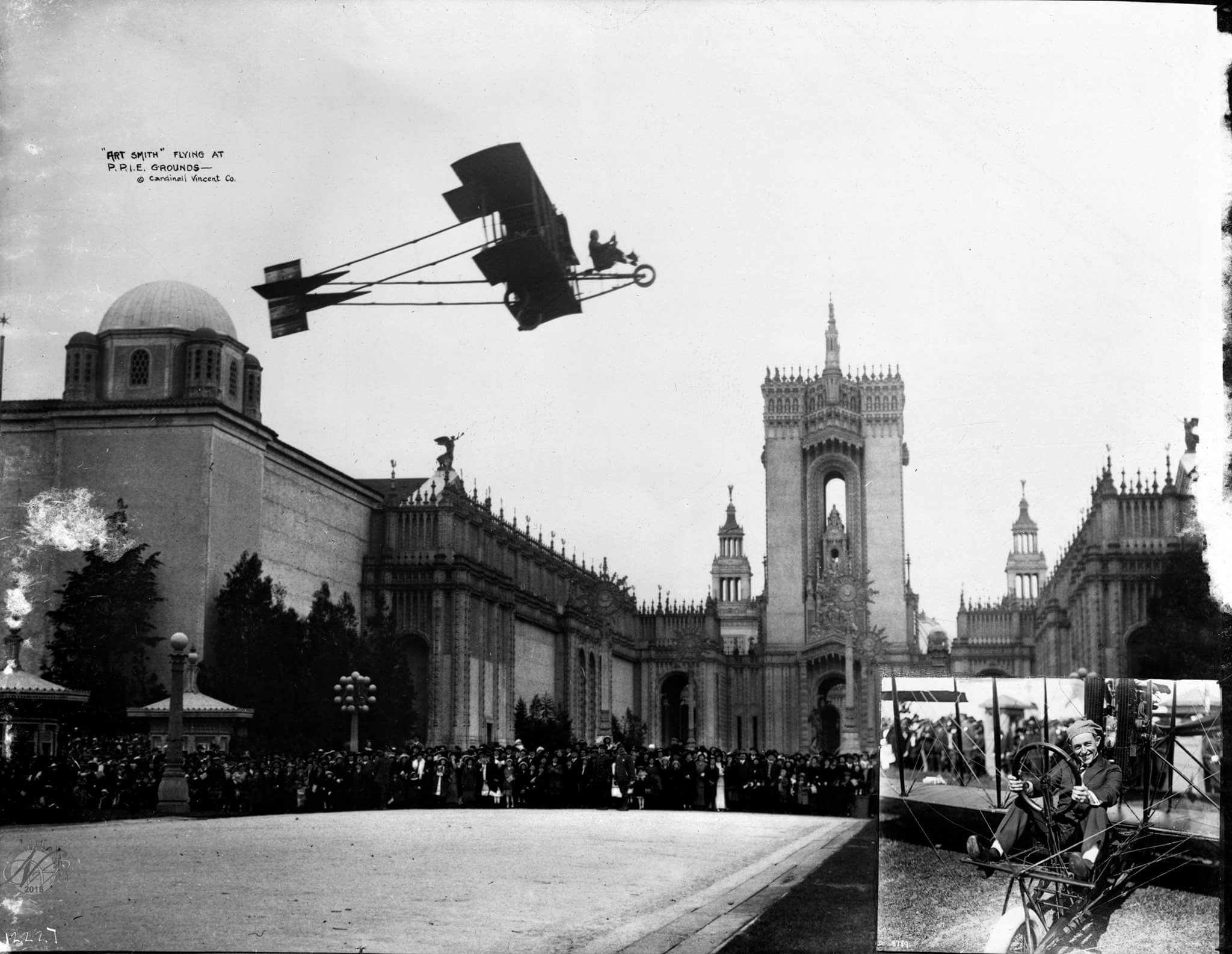 Art Smith flying beechy plane Court of Abundance.jpg