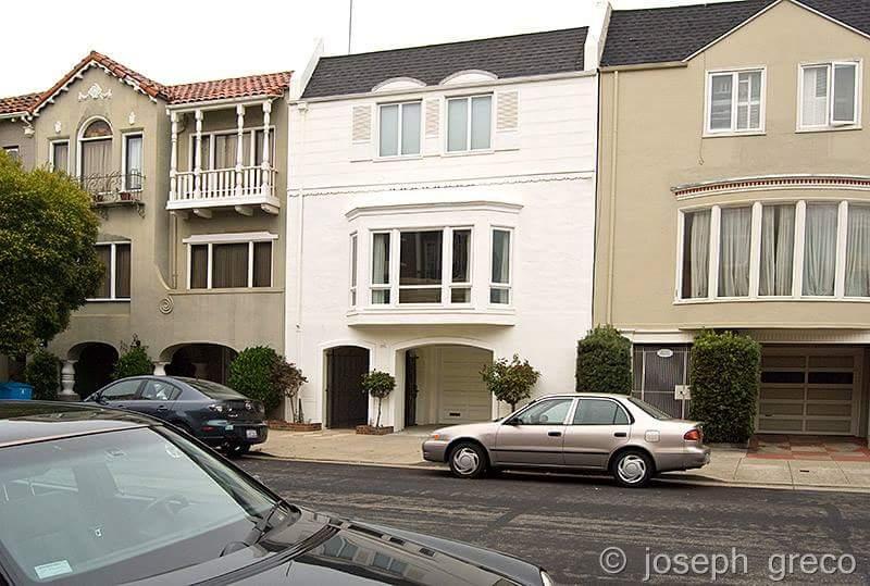 2155 Beach st. Joe & Marilyn's house