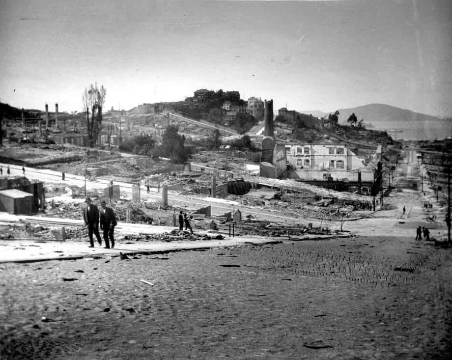 Cable Car barn 1906