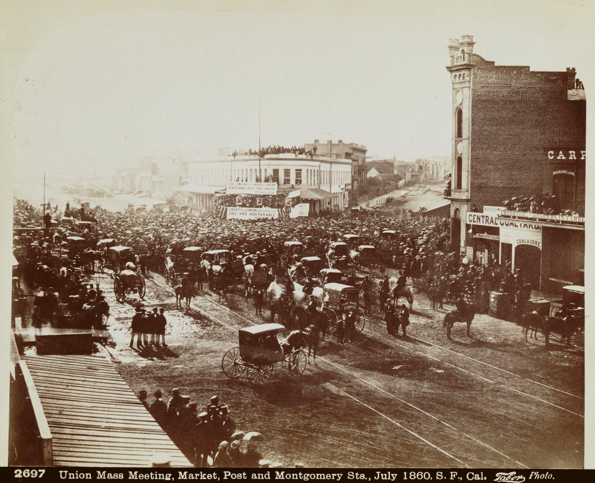 Starr King speech 7/1/1861