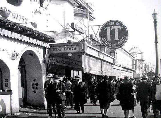 It's-It at Playland 1940