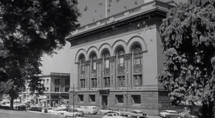 Hall of Justice 1958