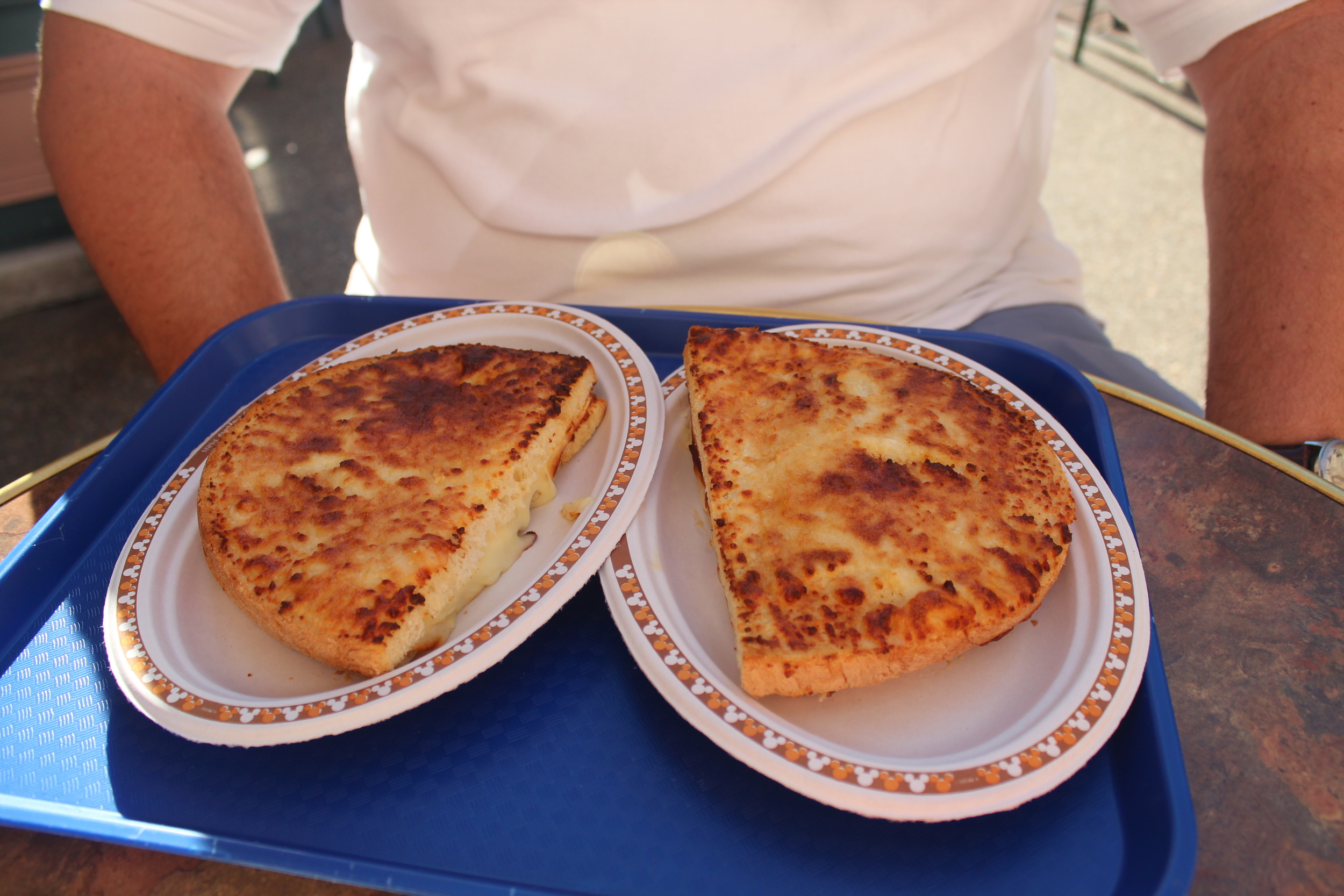 Disneyland Croque Monsieur