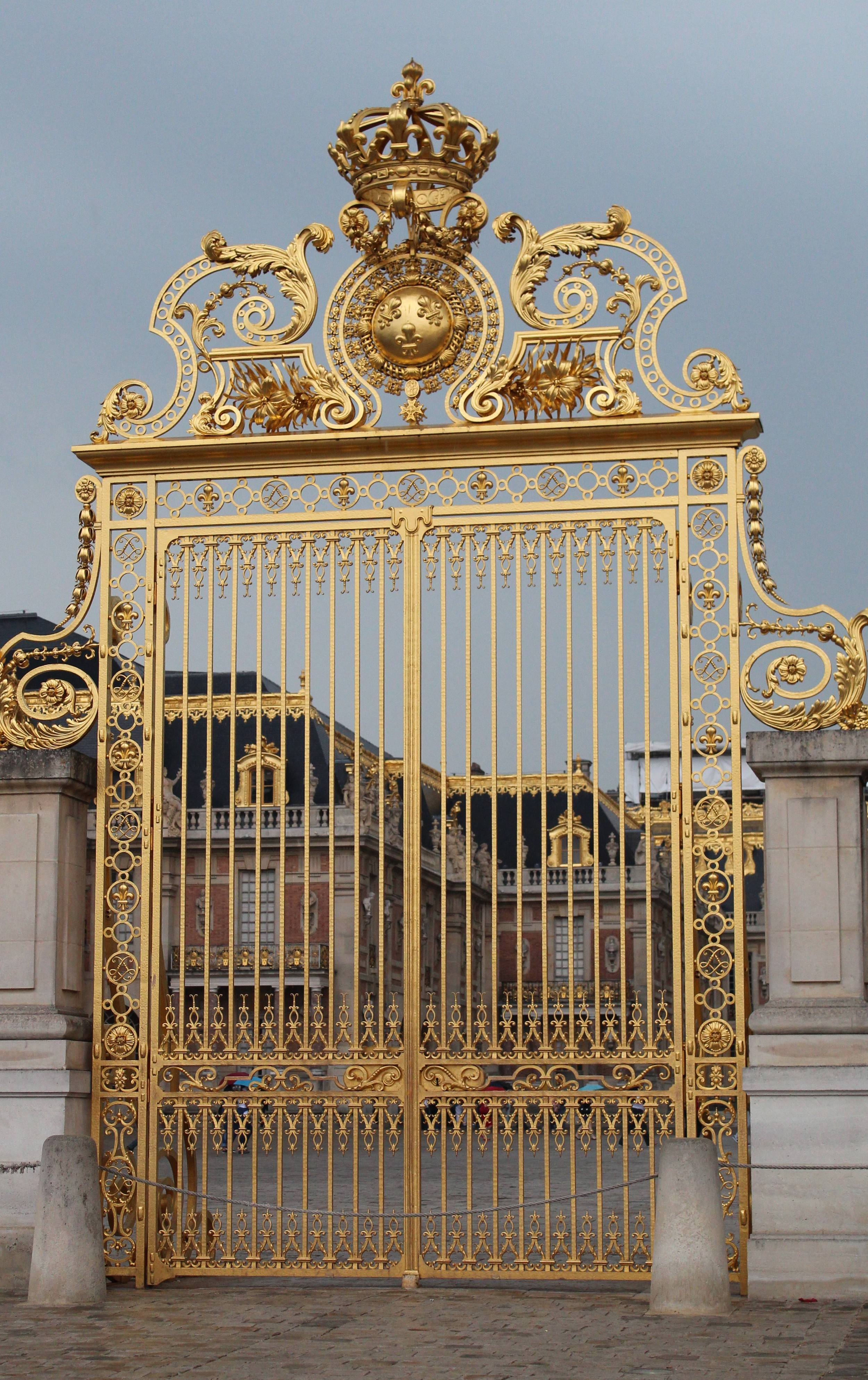 Gate Palace of Versailles