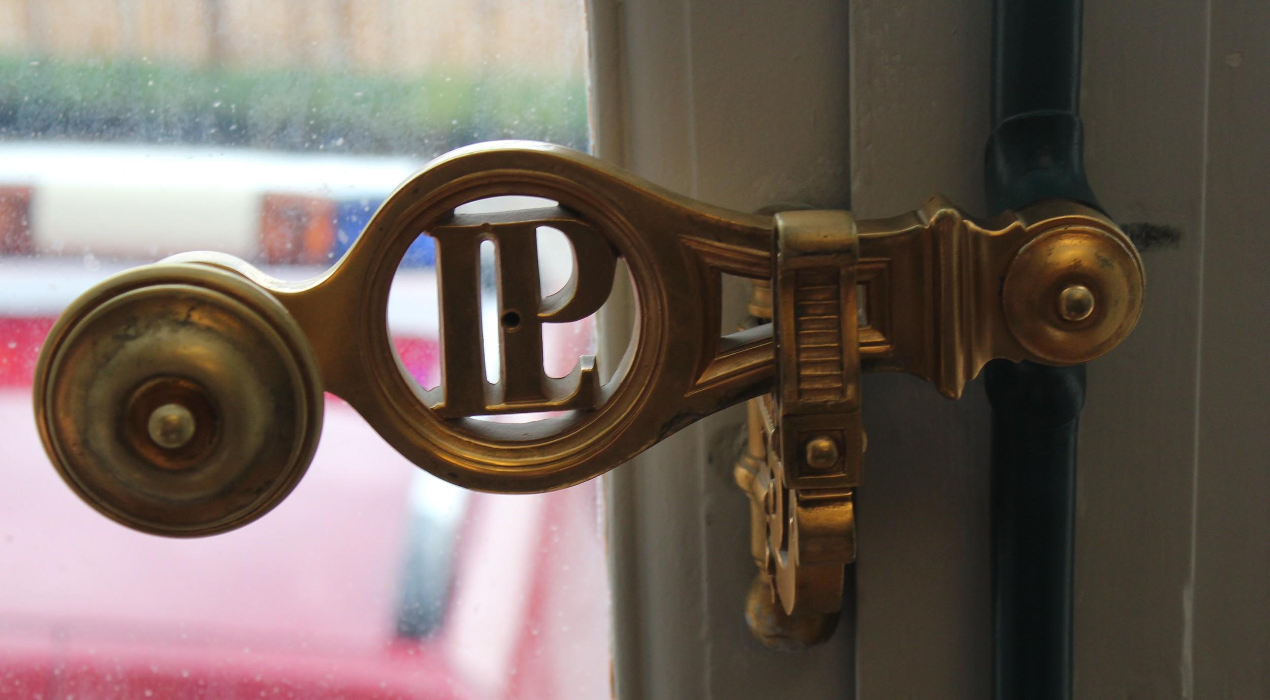 Doorknob Versailles Palace