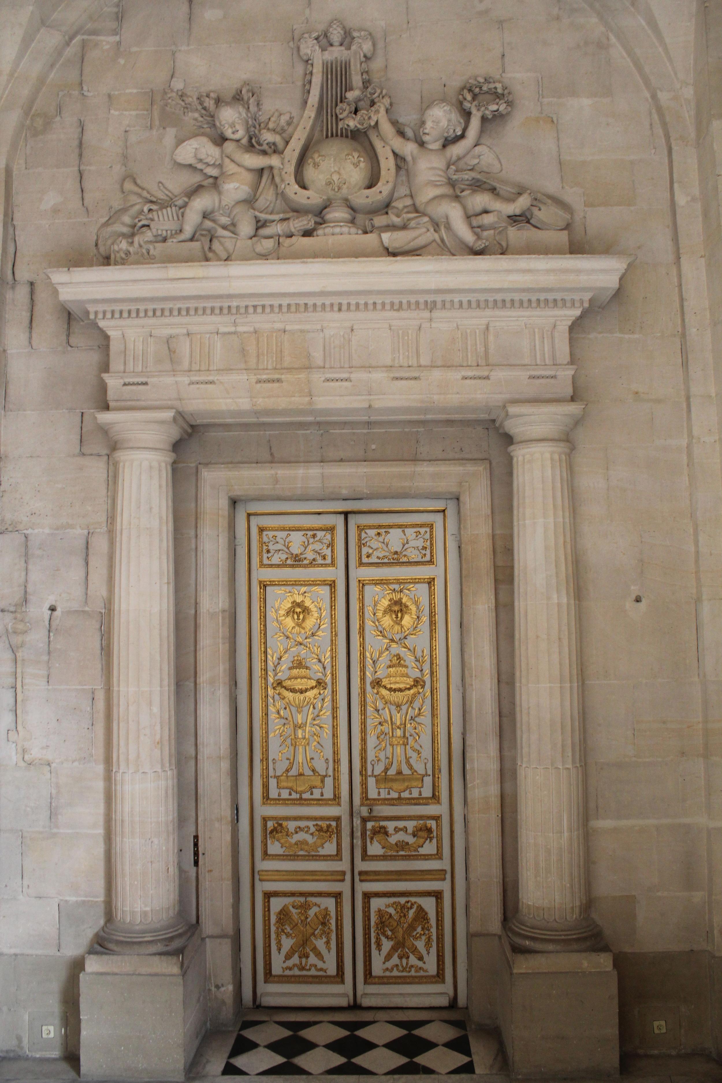 Doorway at Versailles