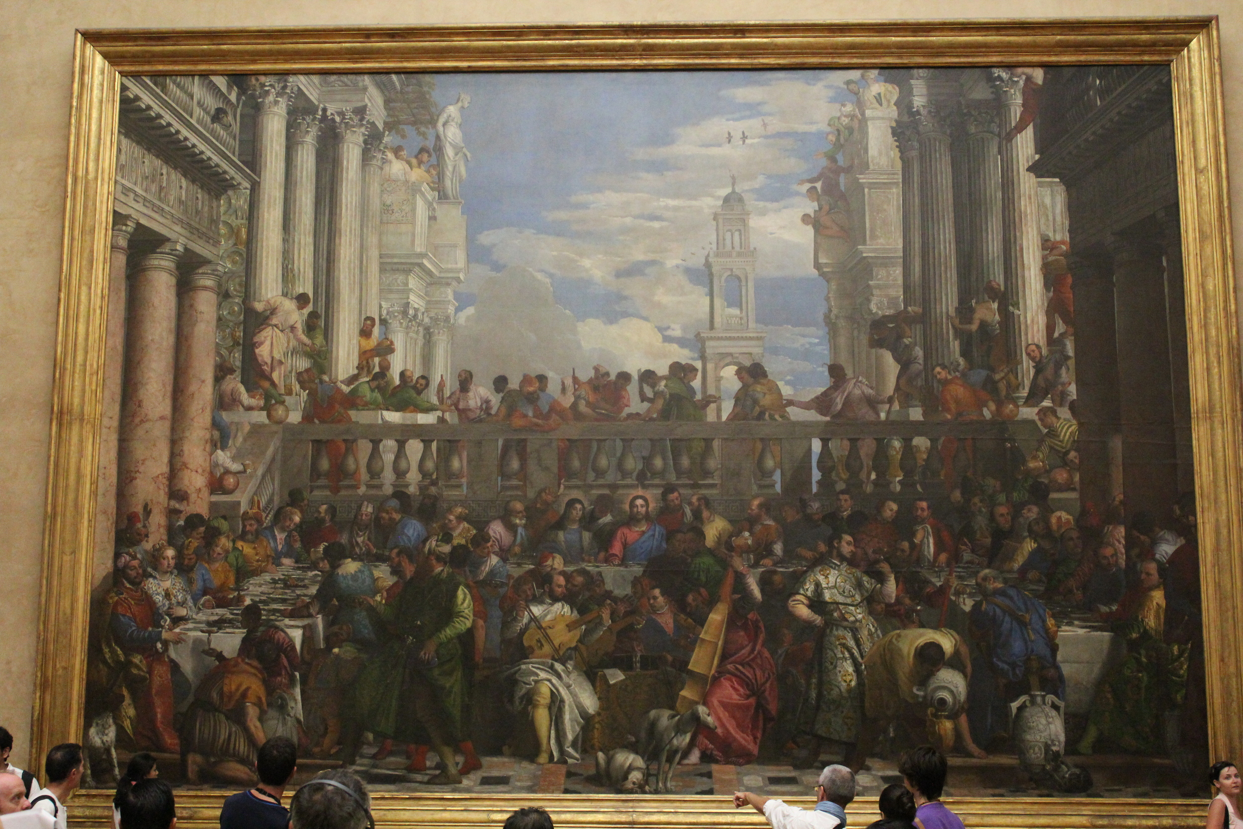 The Wedding Feast at Cana Veronese
