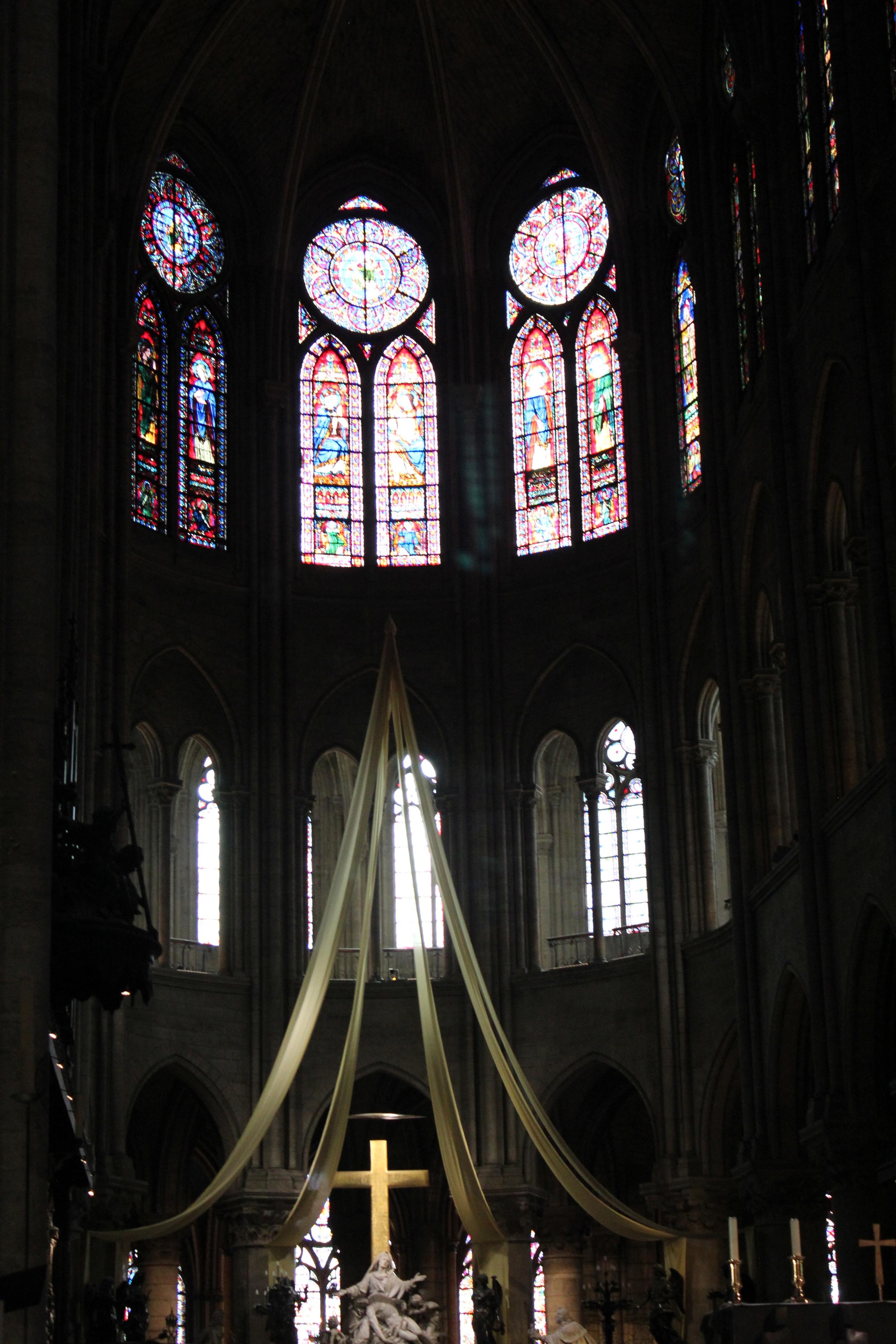 Pieta Notre Dame