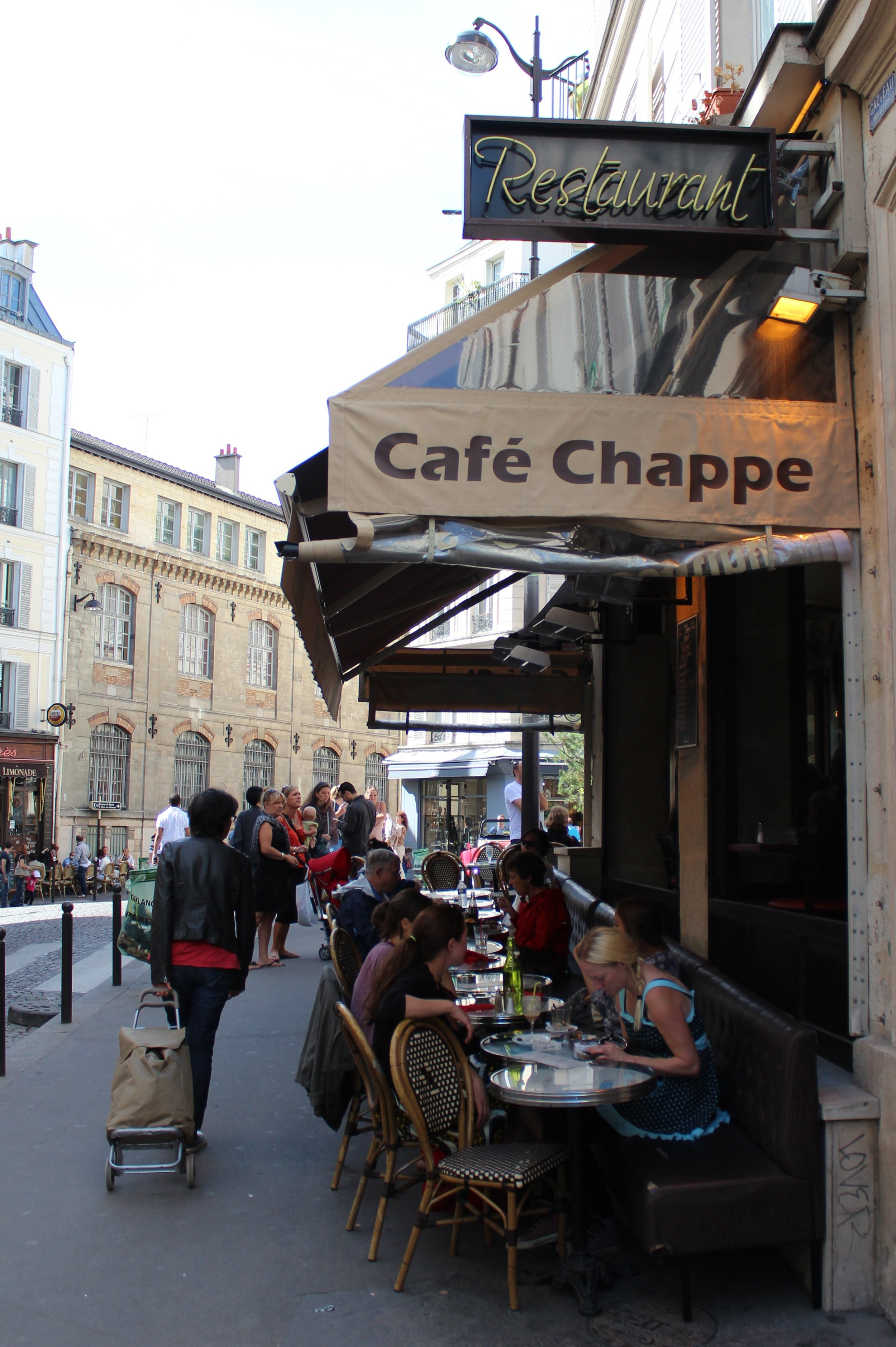 Cafe Chappe