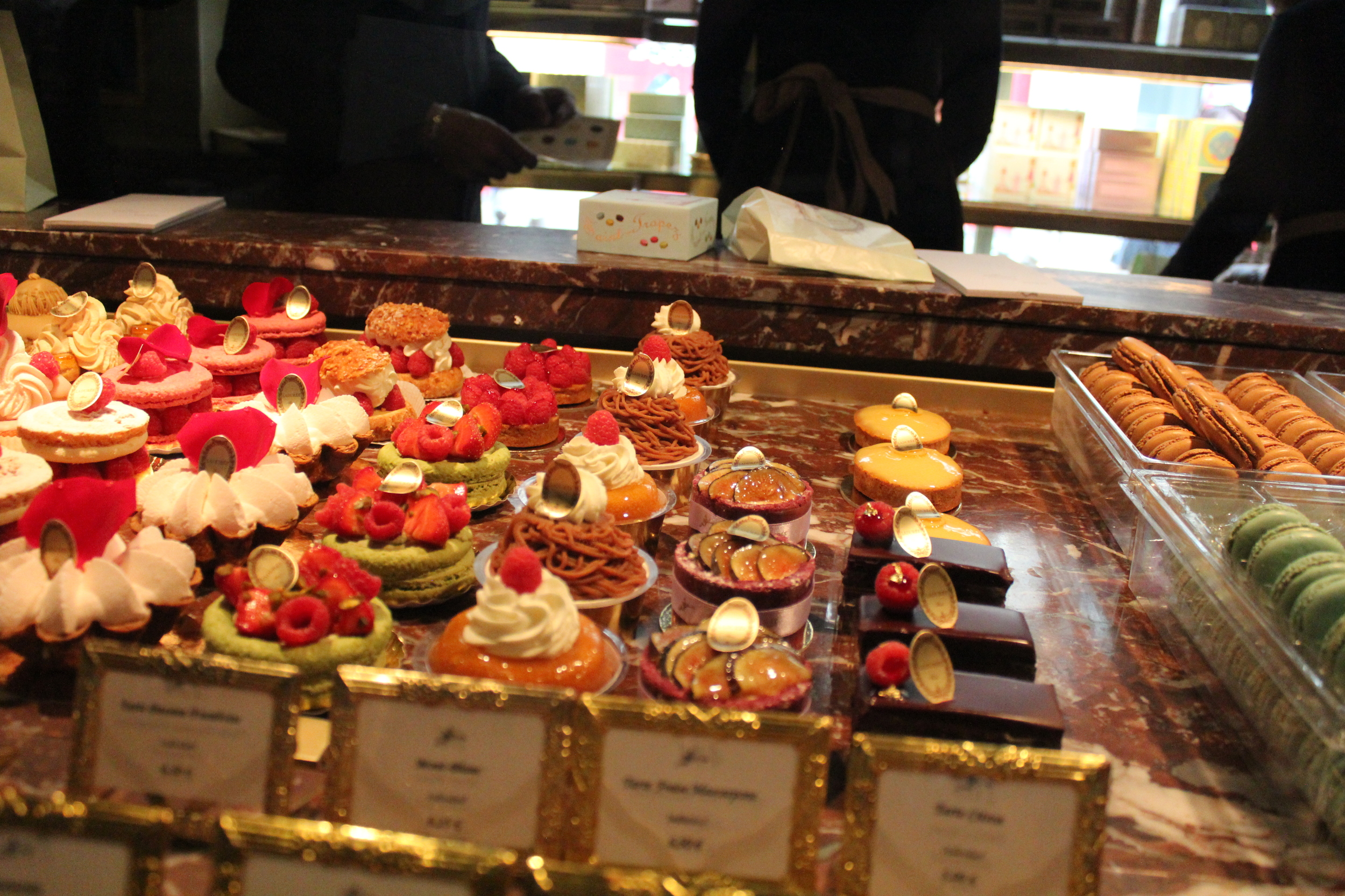 Laduree Pastries