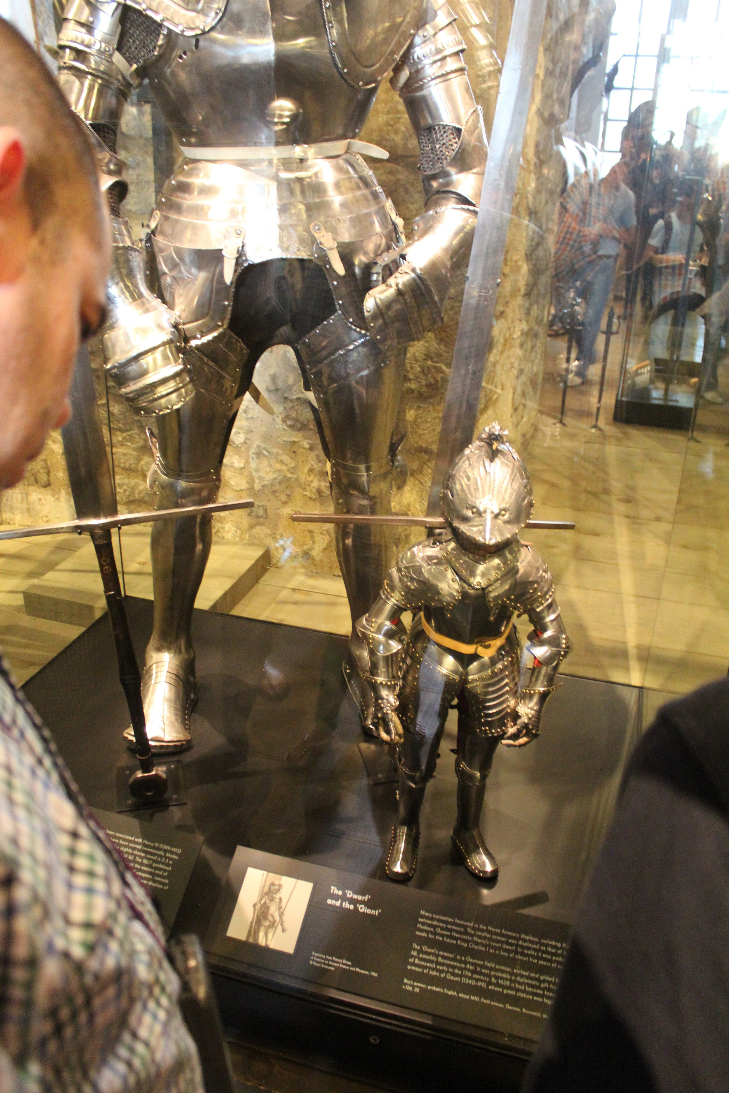 Tiny Armor Tower of London