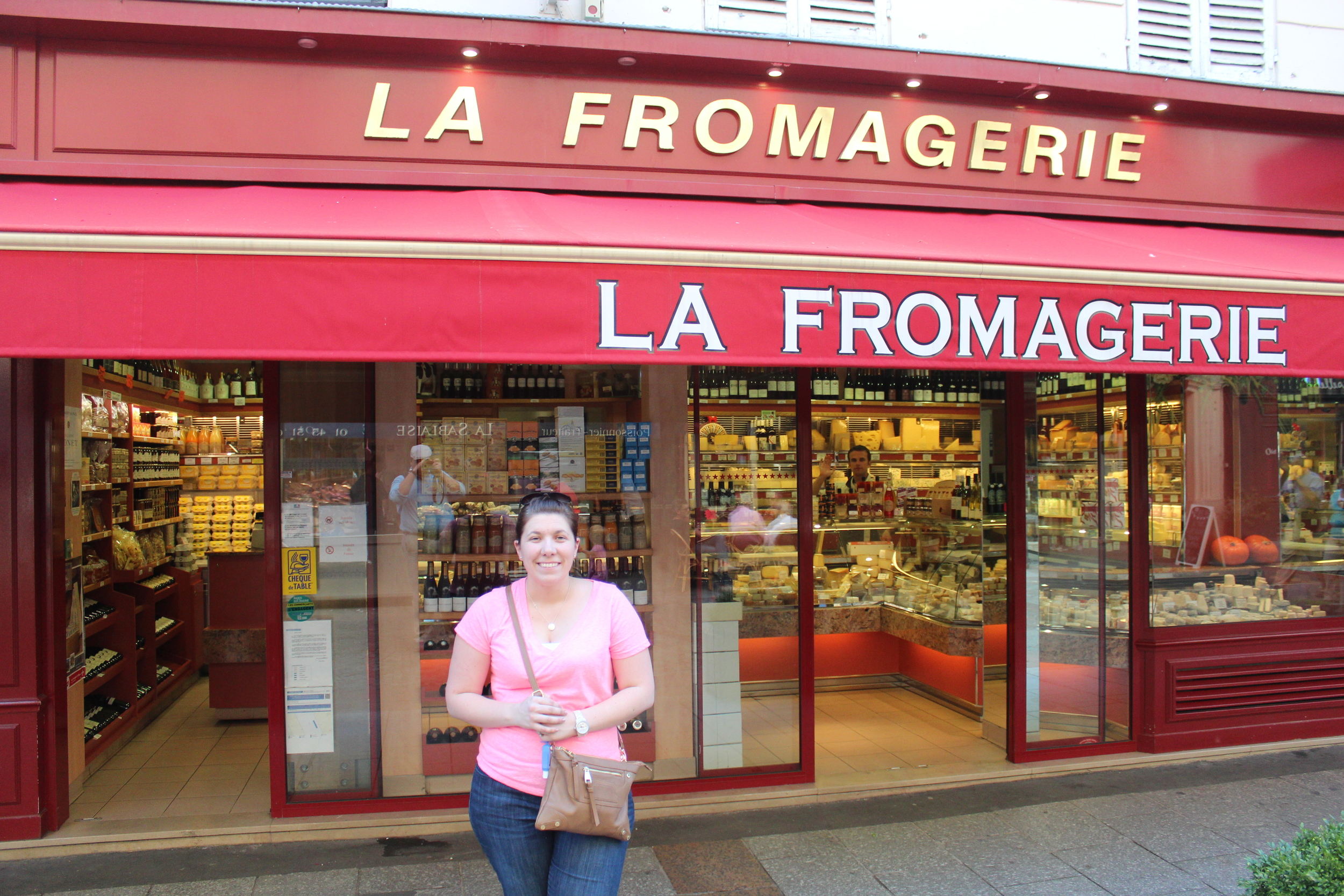 La Fromagerie Rue Cler