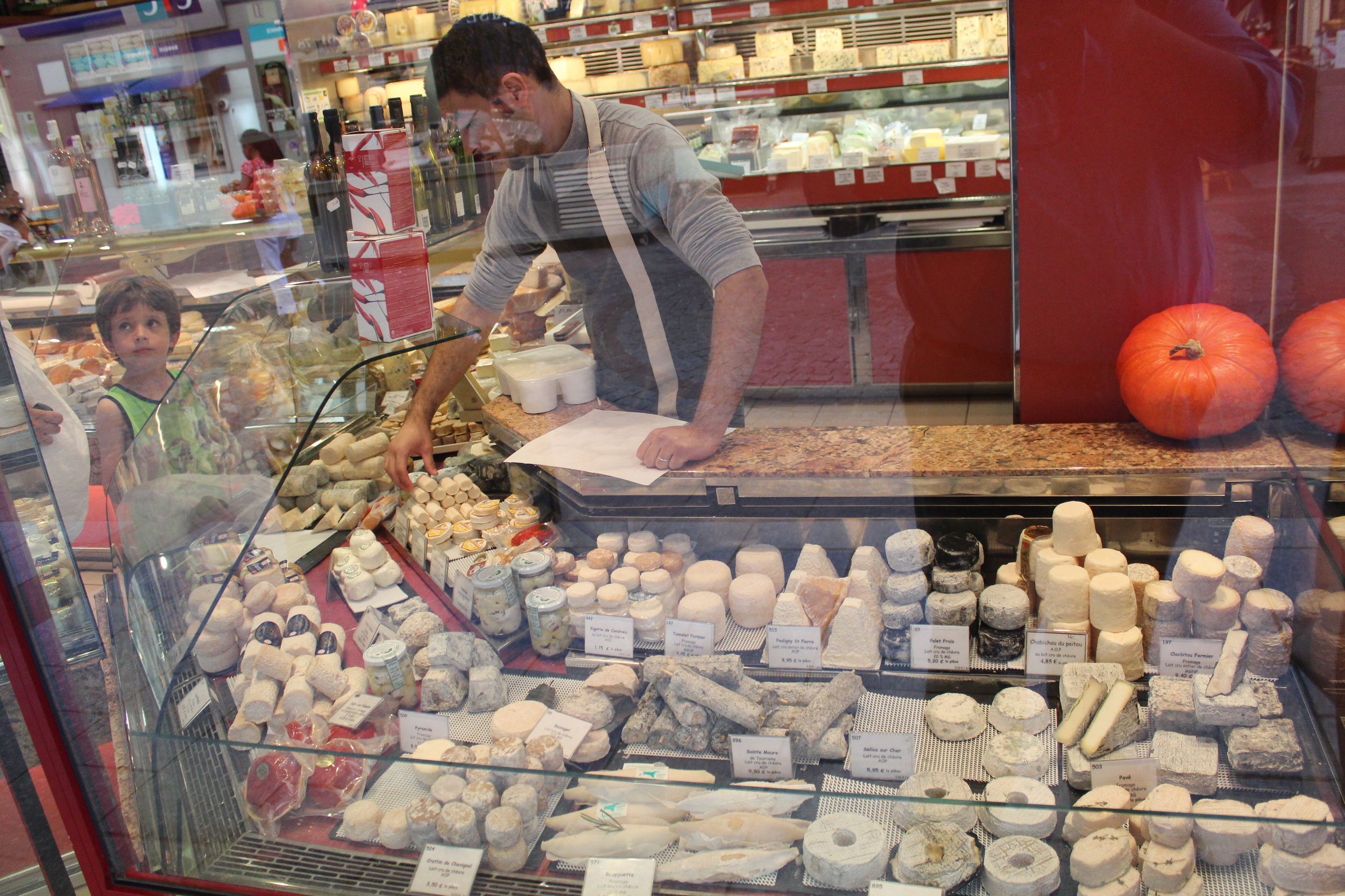 Fromagerie Rue Cler