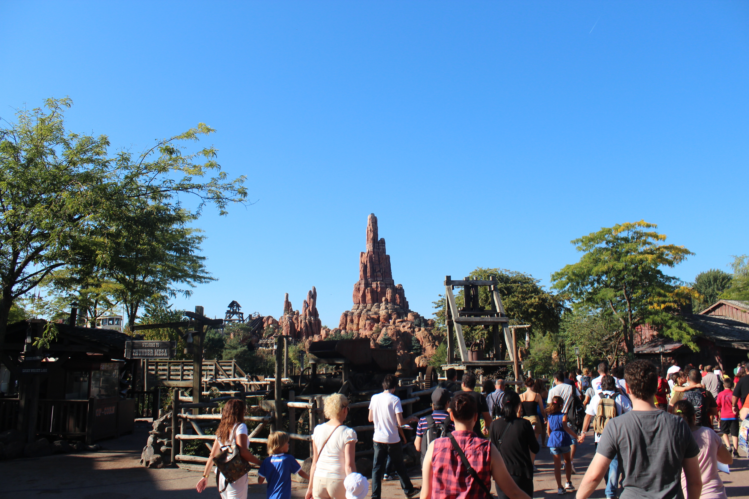 Big Thunder Disneyland Paris