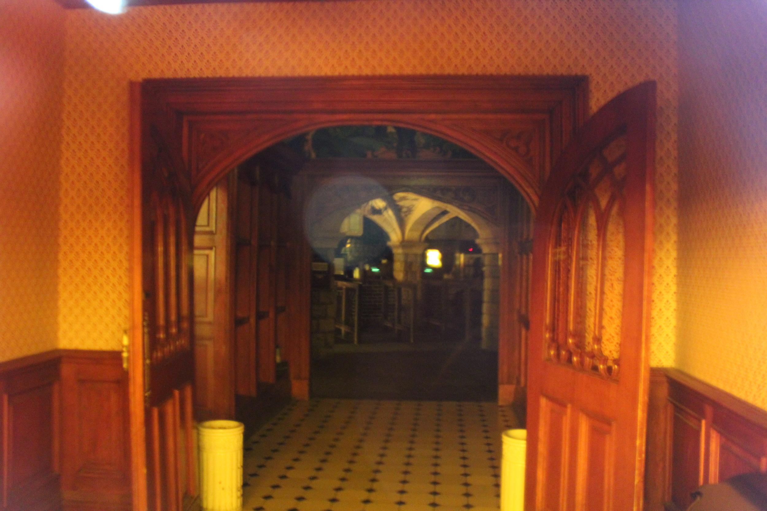 Mr Toad's Hall Disneyland Paris