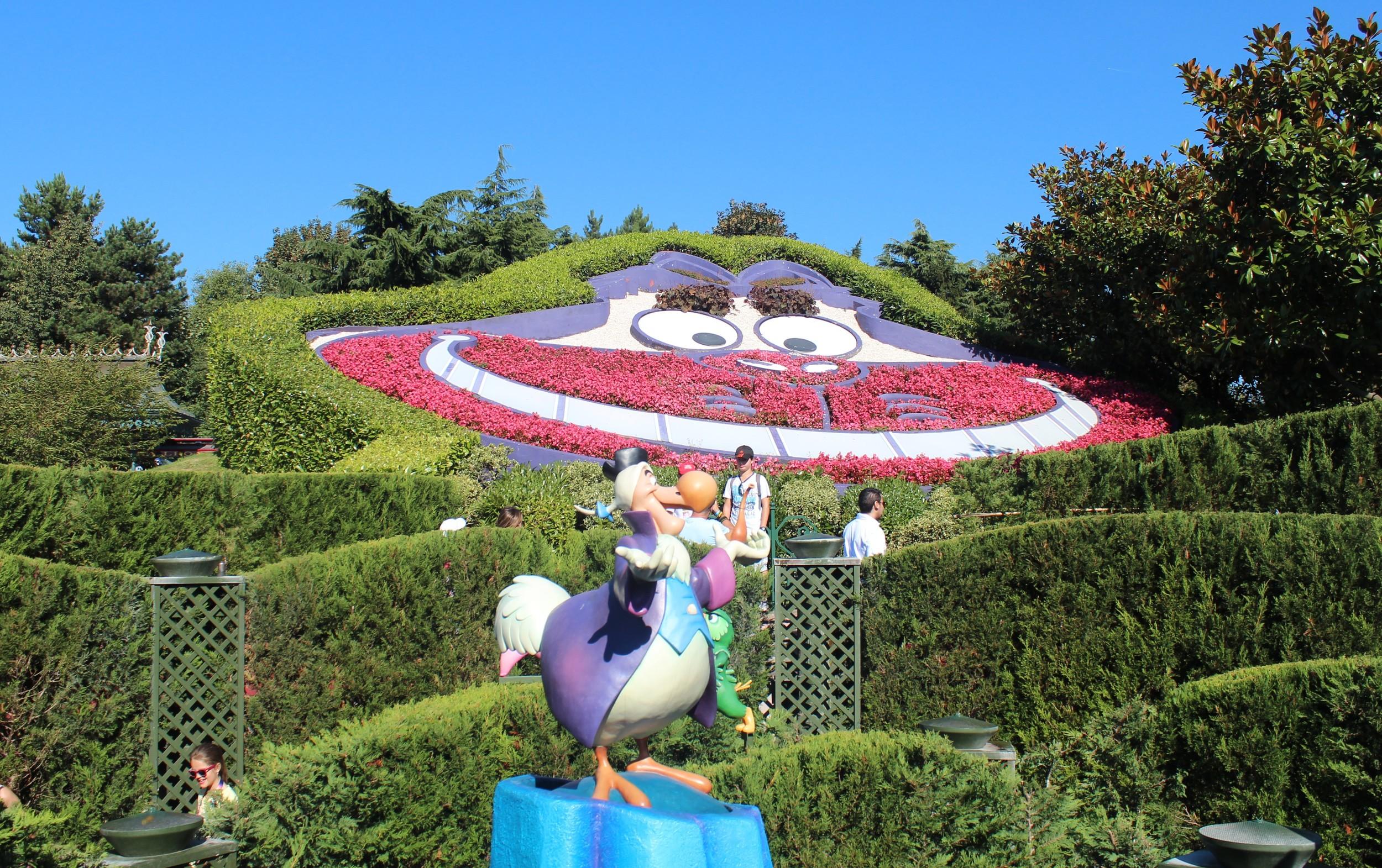 Cheshire Cat Disneyland Paris
