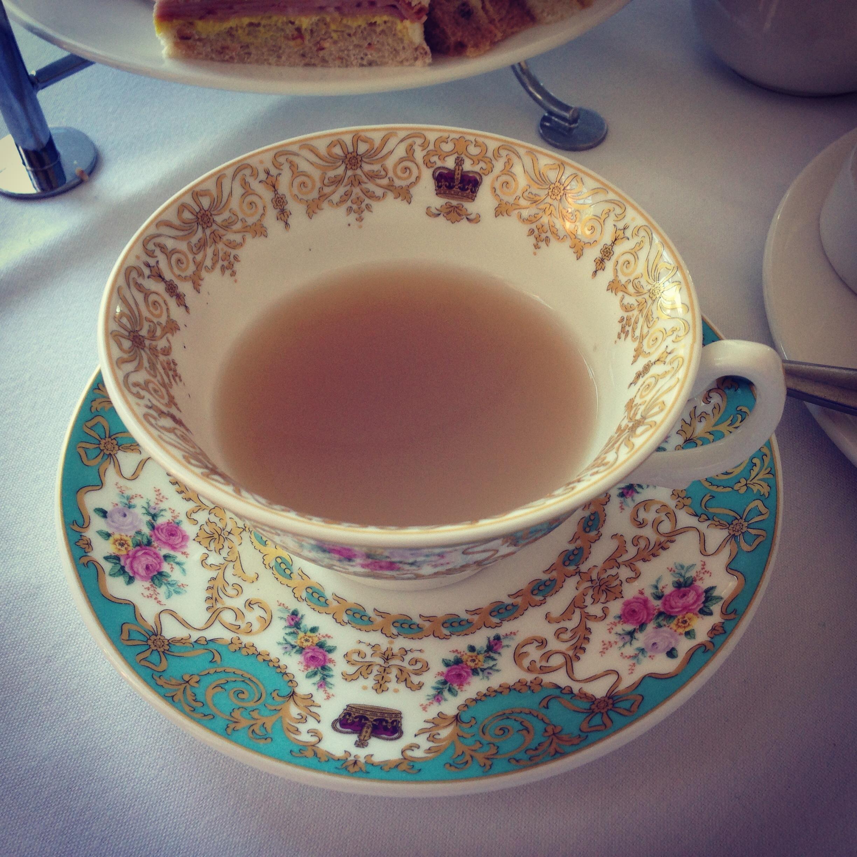 Tea at the Orangery