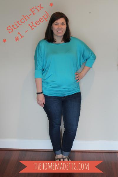 Stitch Fix #1 outfit 1