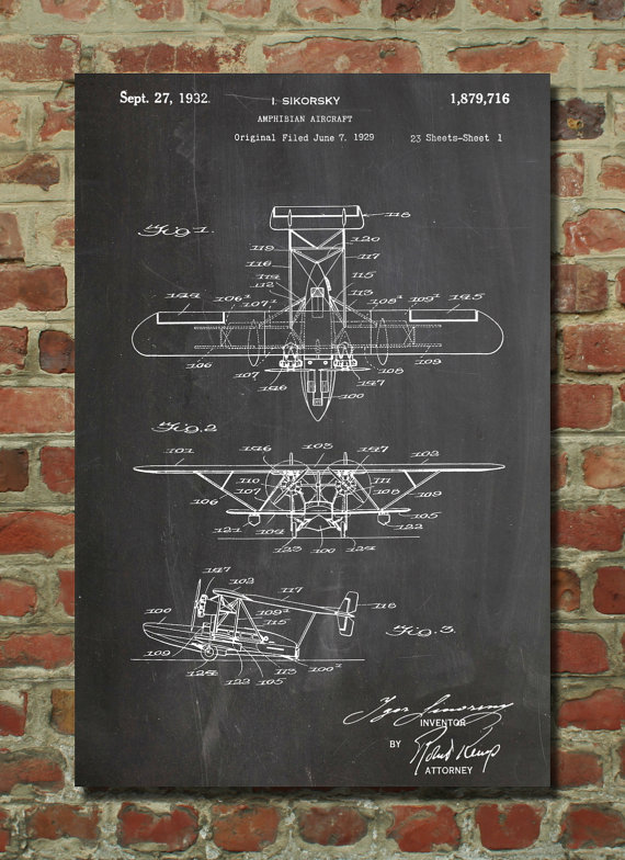Photo used with permission from Patent Prints