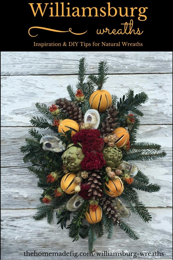 williamsburg wreaths