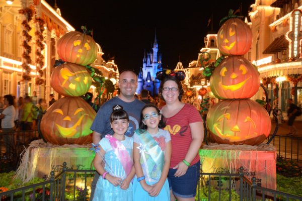 Magic Kingdom September 2015