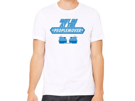 Peoplemover tee from Main Street Press (click picture to go directly to the company website)