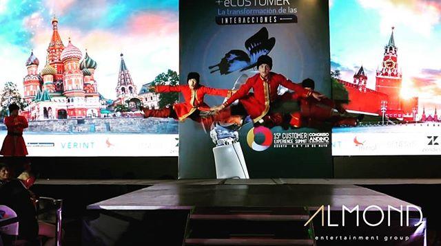 ¡Nuestra Danza Rusa preparándonos para el mundial 2018!