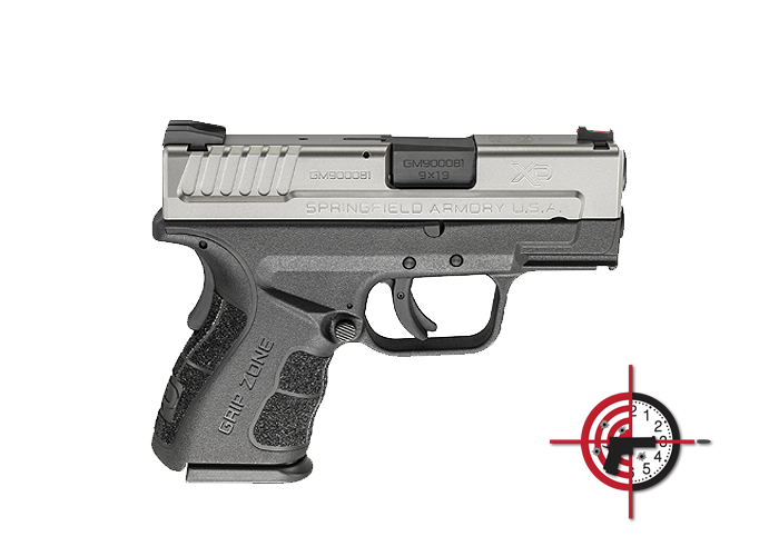 Springfield XD-9<br>Compact Mod. 2
