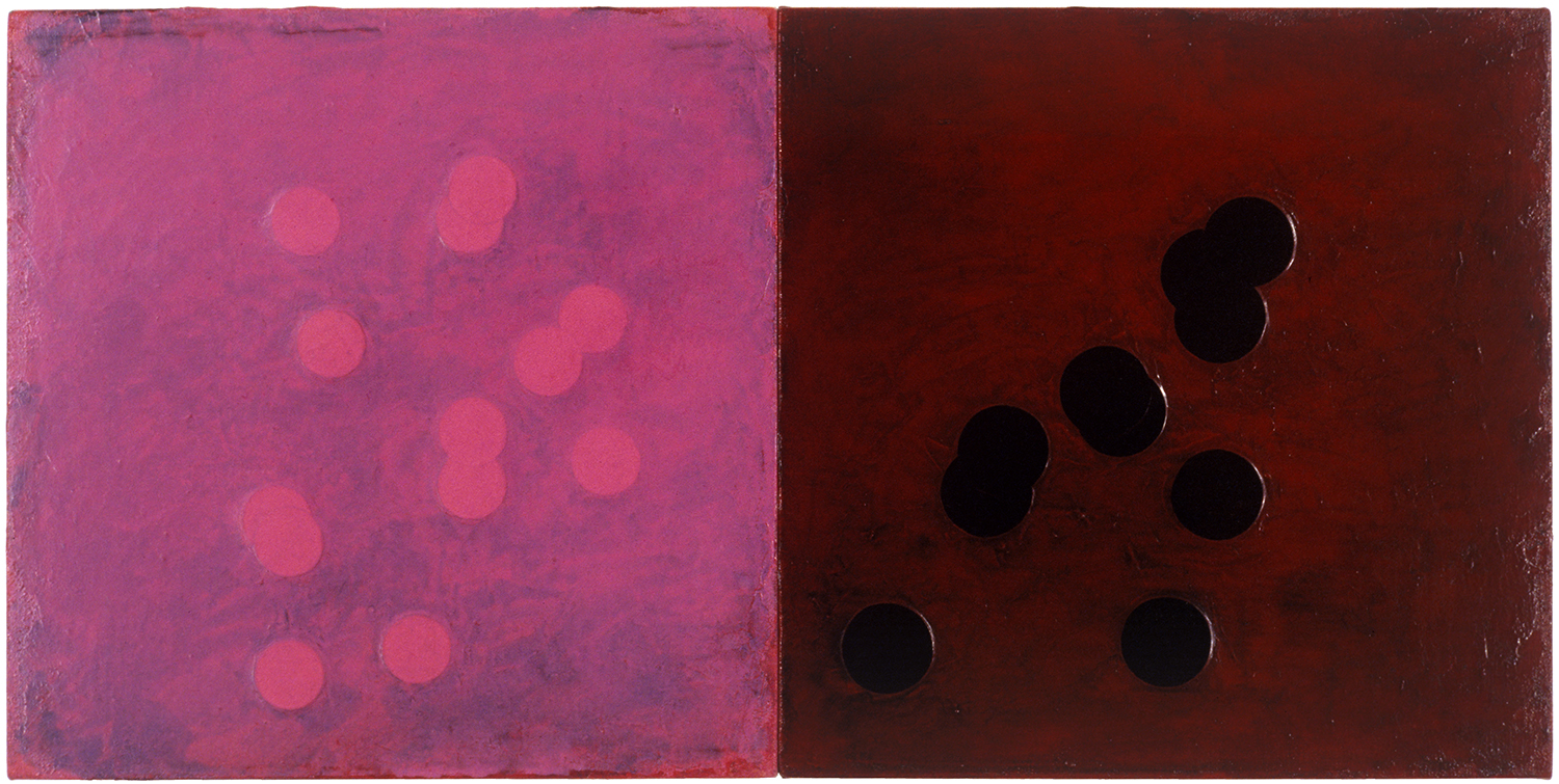 Untitled #1 (dots), 2002-03