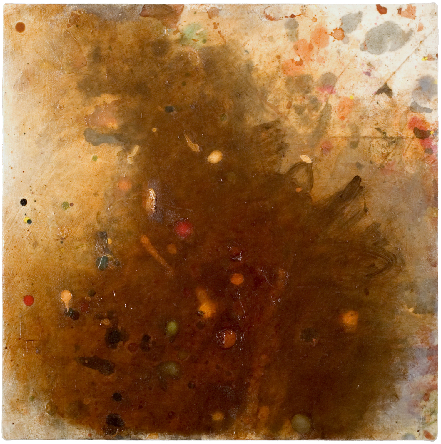 Untitled (paintstars #3), 2005