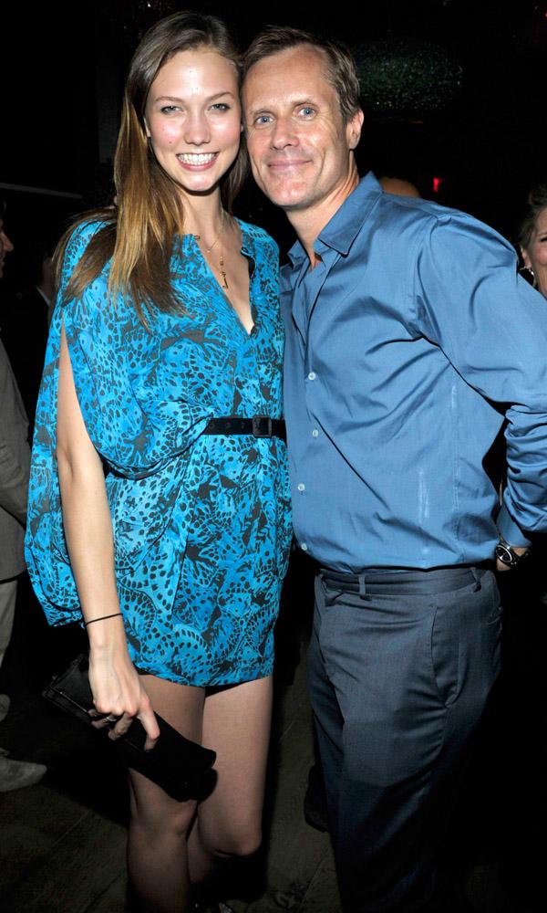 Karlie Kloss & Malcolm Carfrae