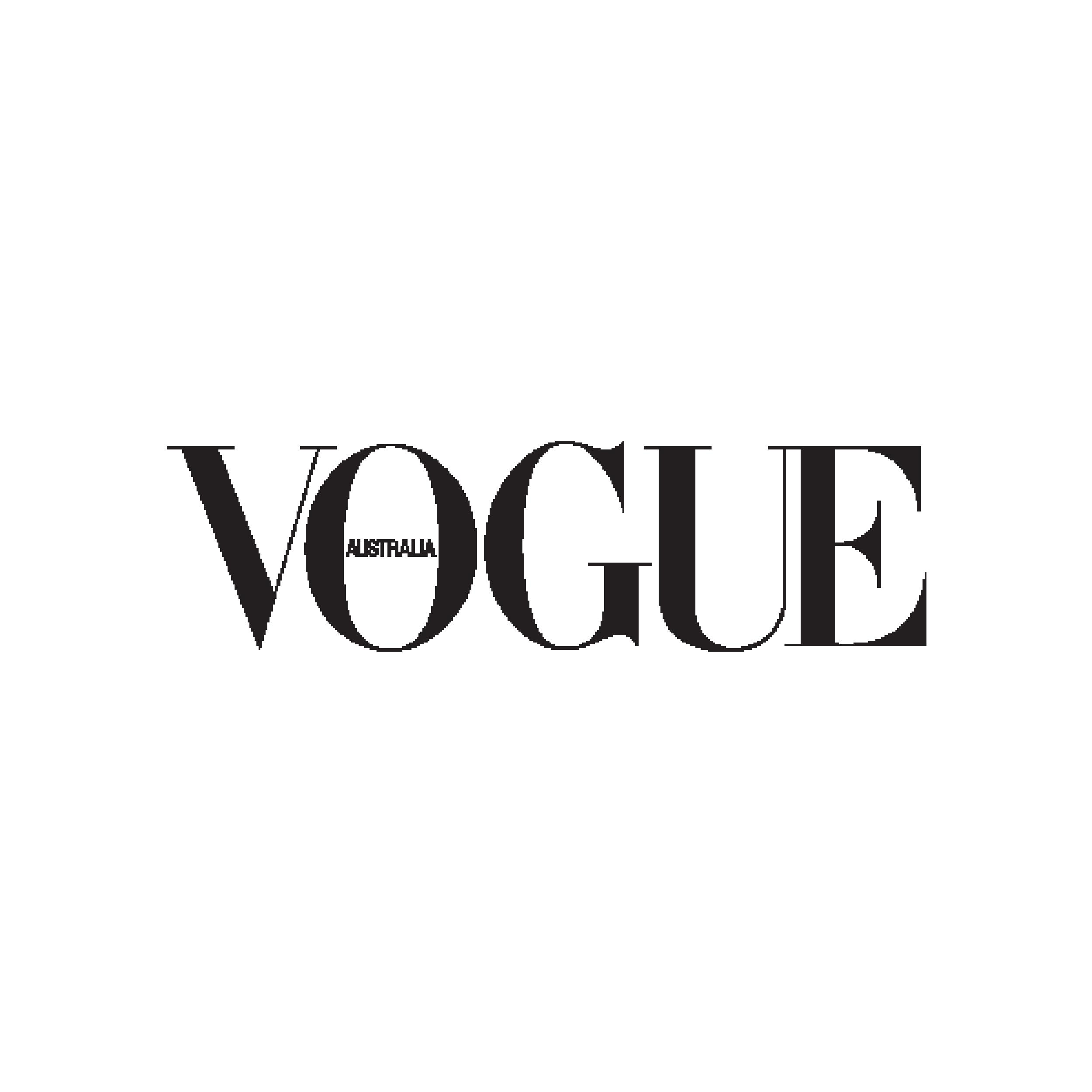 VOGUE AUSTRALIA  | 6.9.2016 |  READ HERE