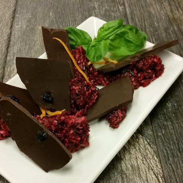 zest cranberry side dish