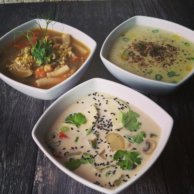 zest soups