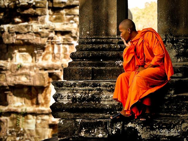 Angkor Wat, Cambodia ( Flickr )