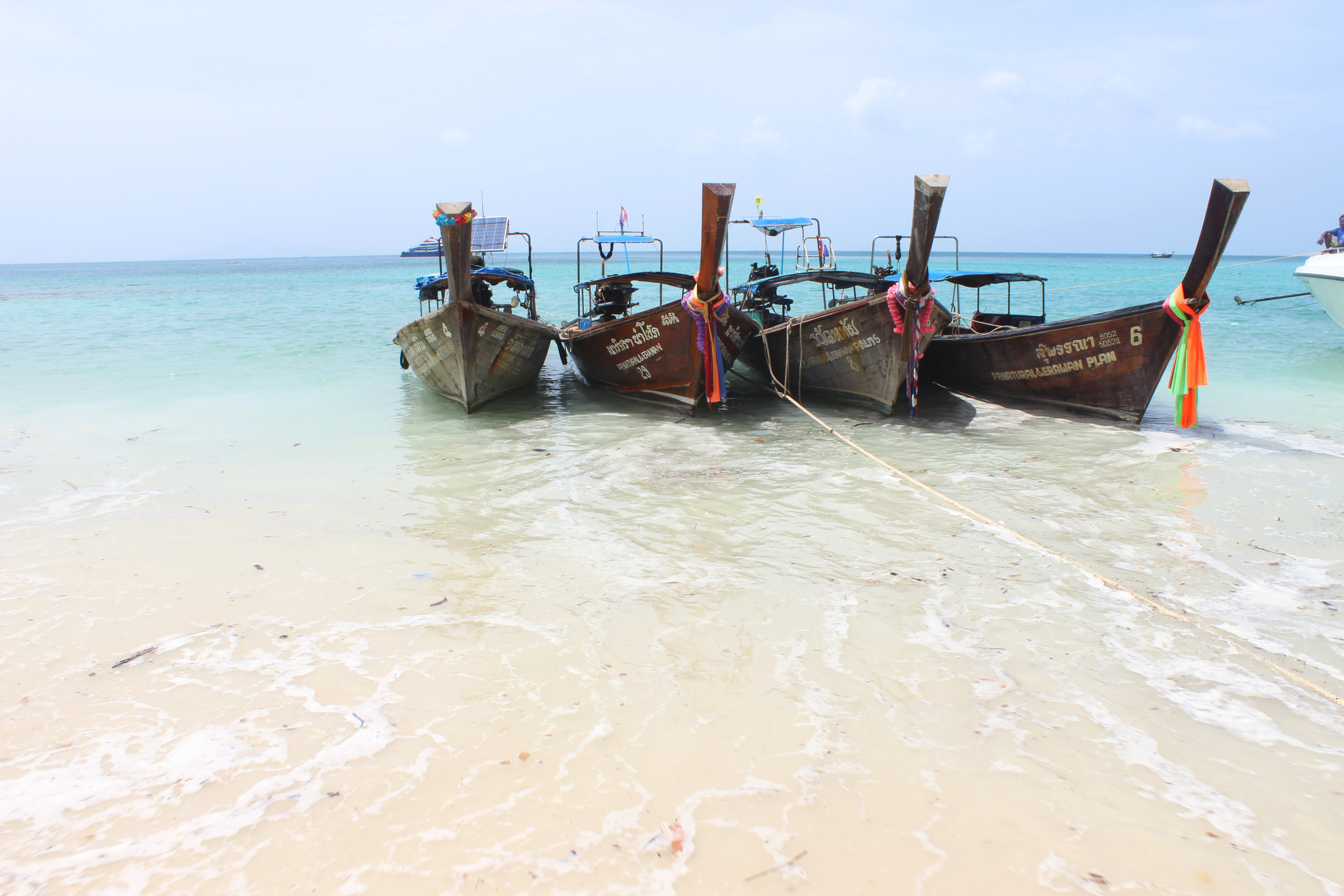 Phi Phi Islands, Thailand ( Characters & Carry-ons )