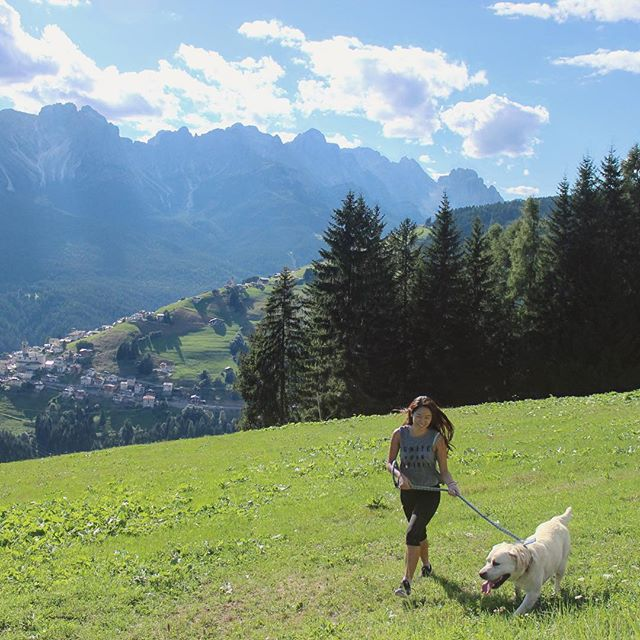 Hiking in Comelico, Italy   (the Dolomites)