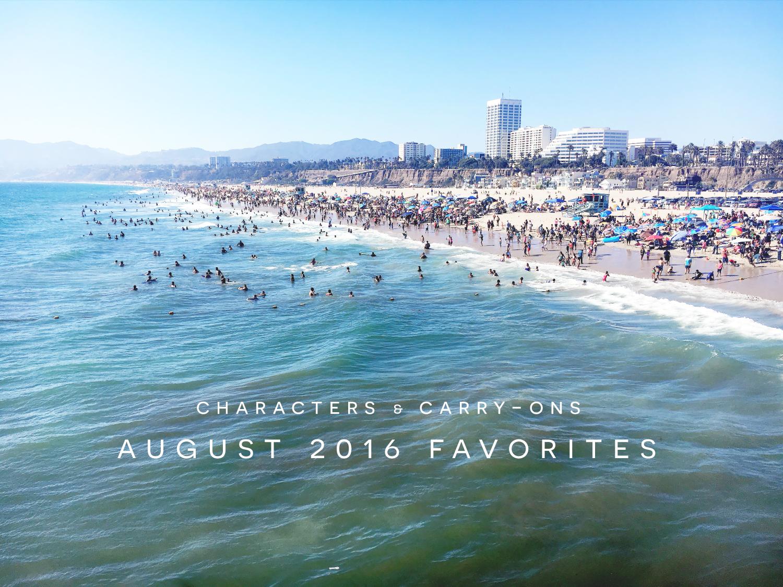 Los Angeles, CA (August 2016, taken by me)