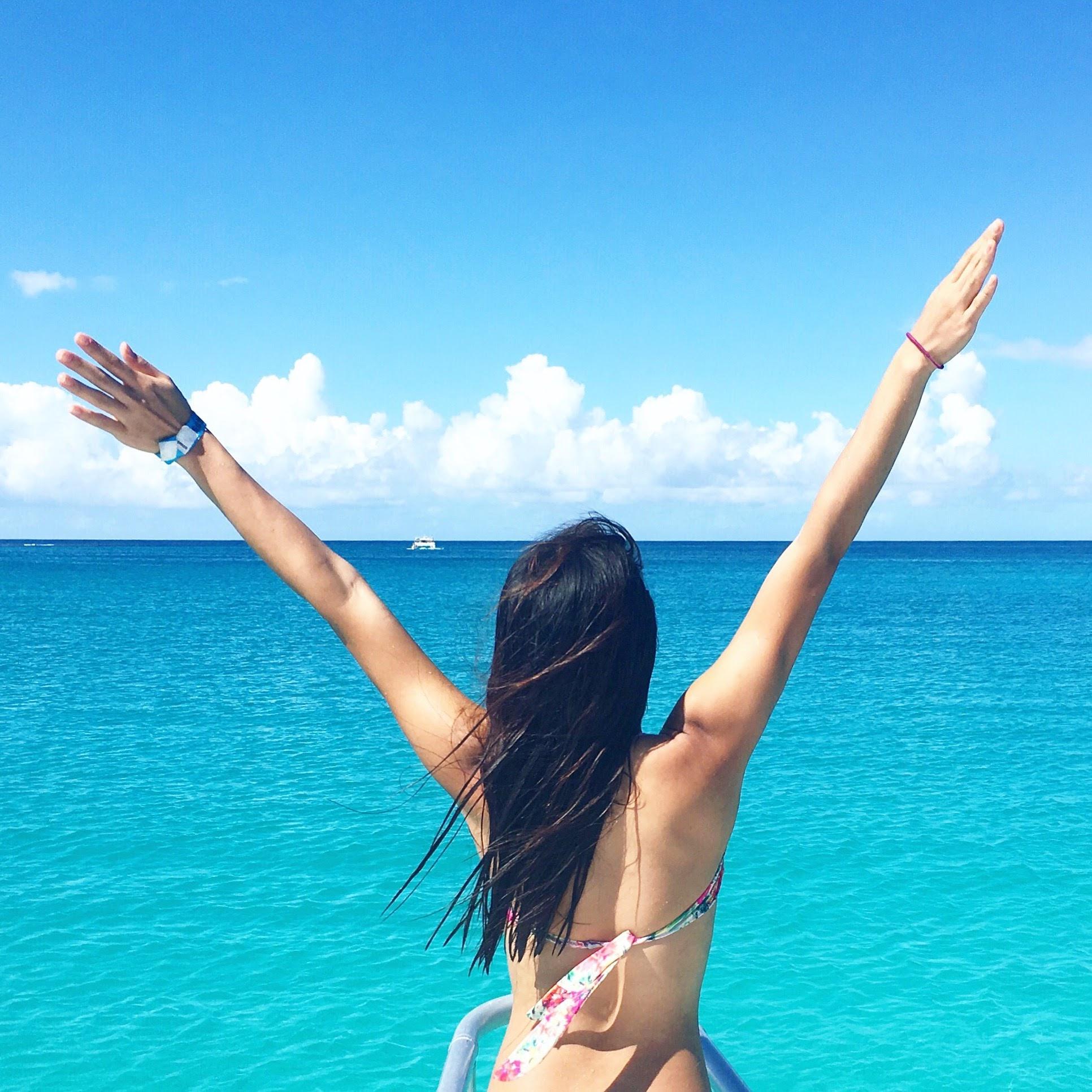 Off the shore of Culebra Island